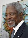 Abbé <b>Josef Aicher</b> (Mitte, mit Alfons Müller SVD-last day in Kin, <b>...</b> - Kofi_Annan